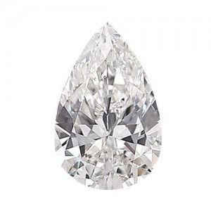 5,03 ct Pear F VVS2 G G N
