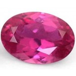 1,08 ct-OVAL-Type-I-VS2-Burmese Int. PINKISH-RED RUBY-NTE