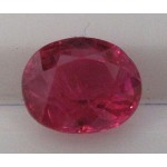 1,65 ct~CUSHION~Type-I~VVS1~Burmese Vivid Purplish-Pink RUBY~NTE