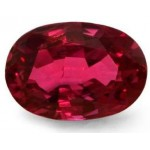 8,66 ct-OVAL-Type-I-VVS1-Vietnam RED RUBY-NTE